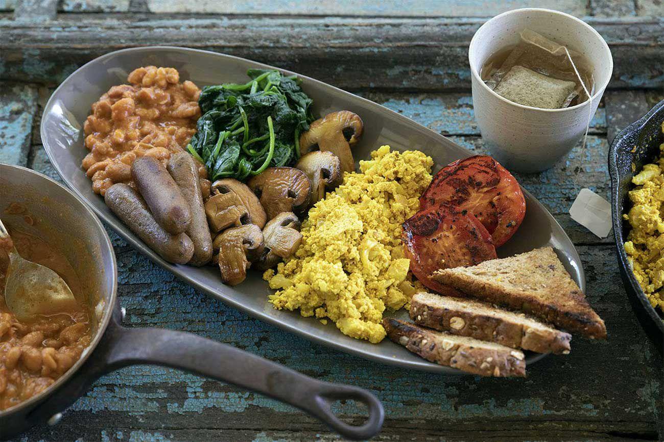 Potpuni engleski doručak